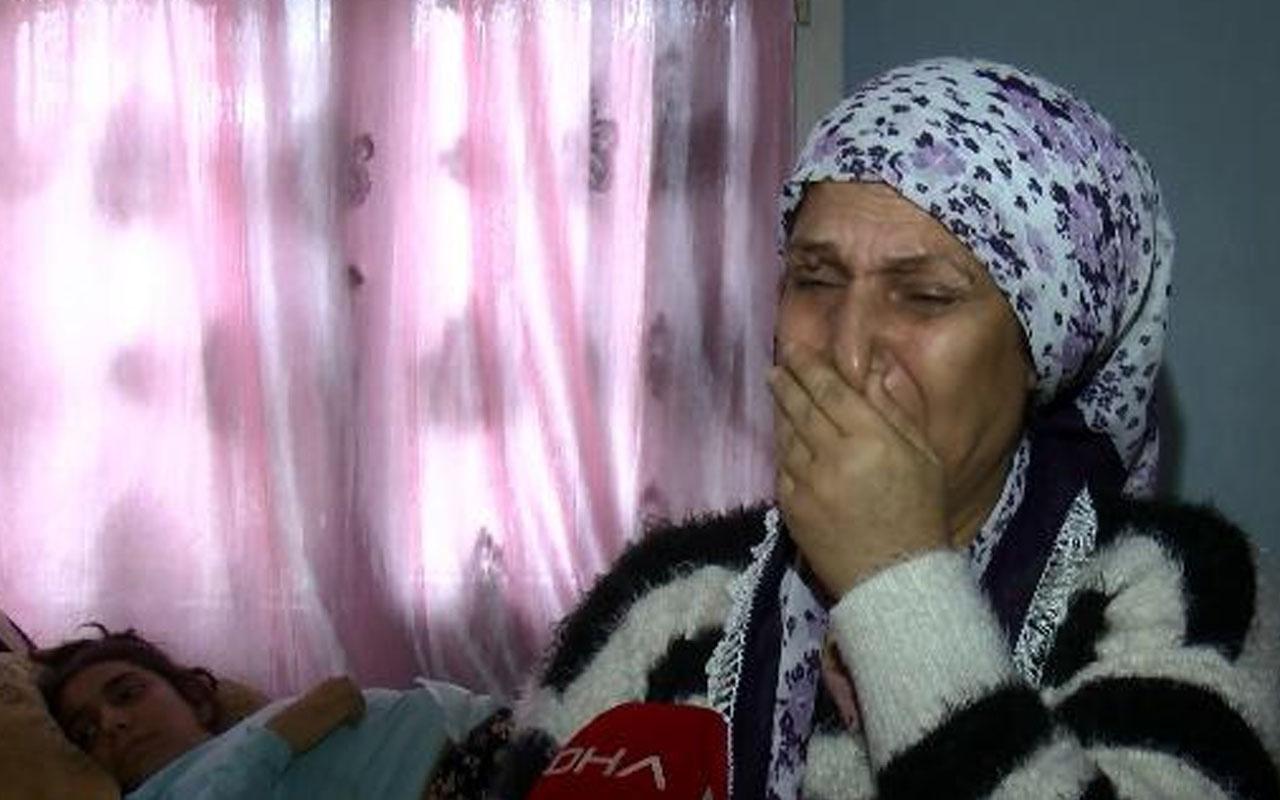 Adana'da 11 yaşındaki kızı öldürülen anne ilik kanseri olan diğer kızı için yardım istiyor