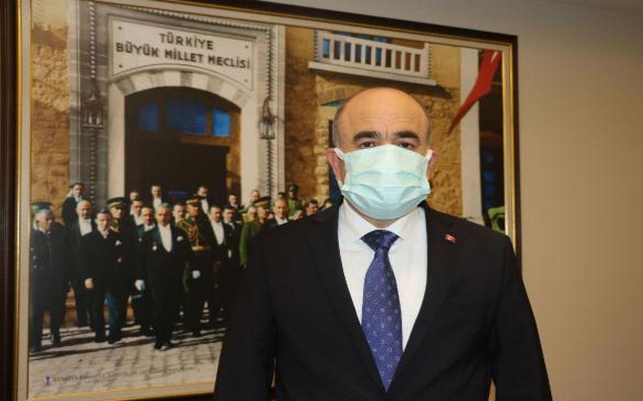 Samsun Valisi Zülkif Dağlı uyardı: Son aşamaya geldik daha fazla hastaya tahammülümüz yok