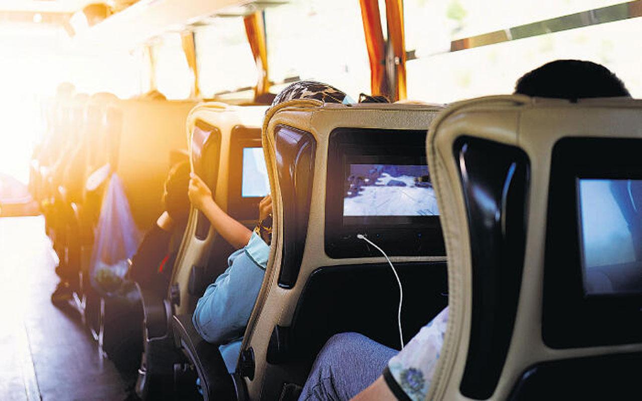 Otobüste yan koltuk ve aile tarifesi yolda! Yüzde 50 indirim müjdesi