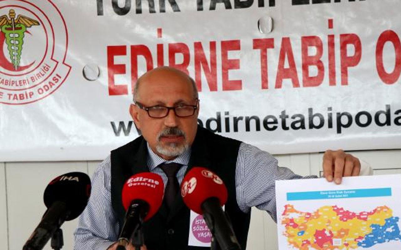 Vakalarda artış sürüyor! Prof. Dr. Gürcan Altun'dan korkutan sözler: Üçüncü dalgaya doğru gidiyoruz