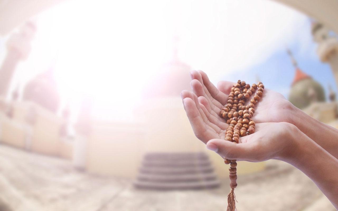 2 rekatlık Peygamberimizin kandil namazının kılınışı ve Berat kandili duası