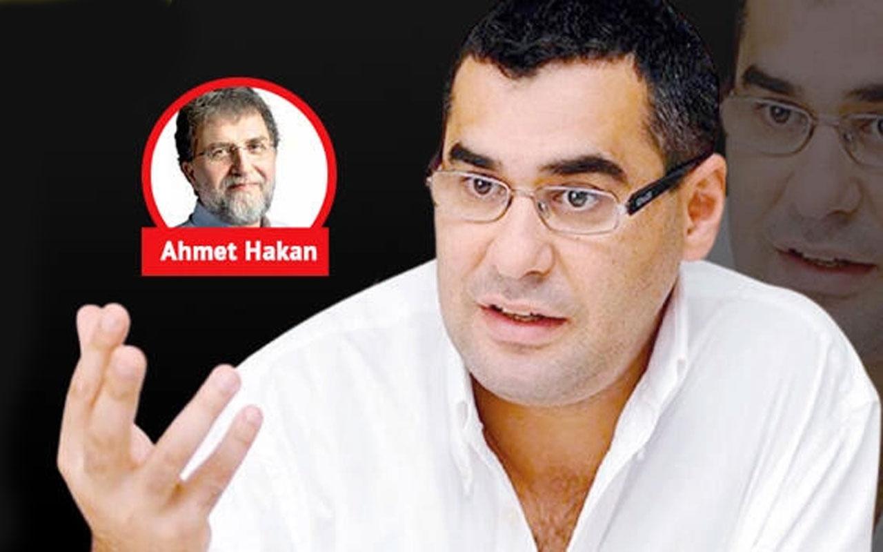 Ahmet Hakan bombaladı! Aşırı acıklı bir çaba: Enver'den yazarlık öğrenme çabası