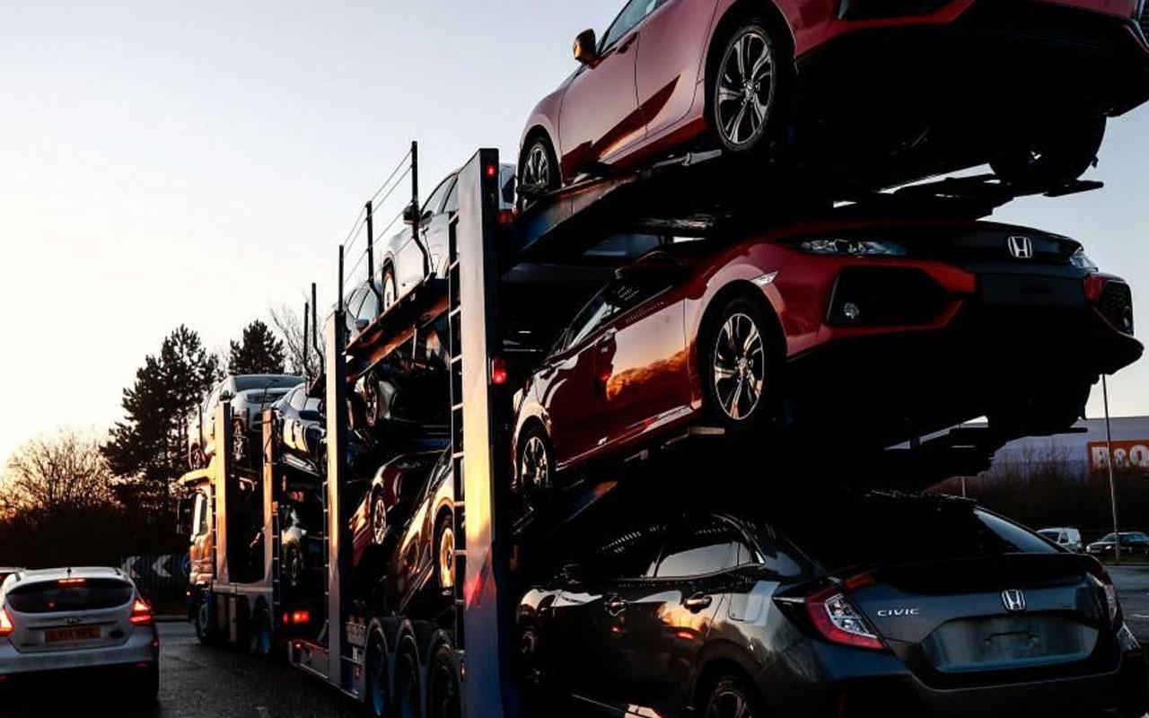 Otomobil devi Honda Türkiye'deki üretimini durdurdu