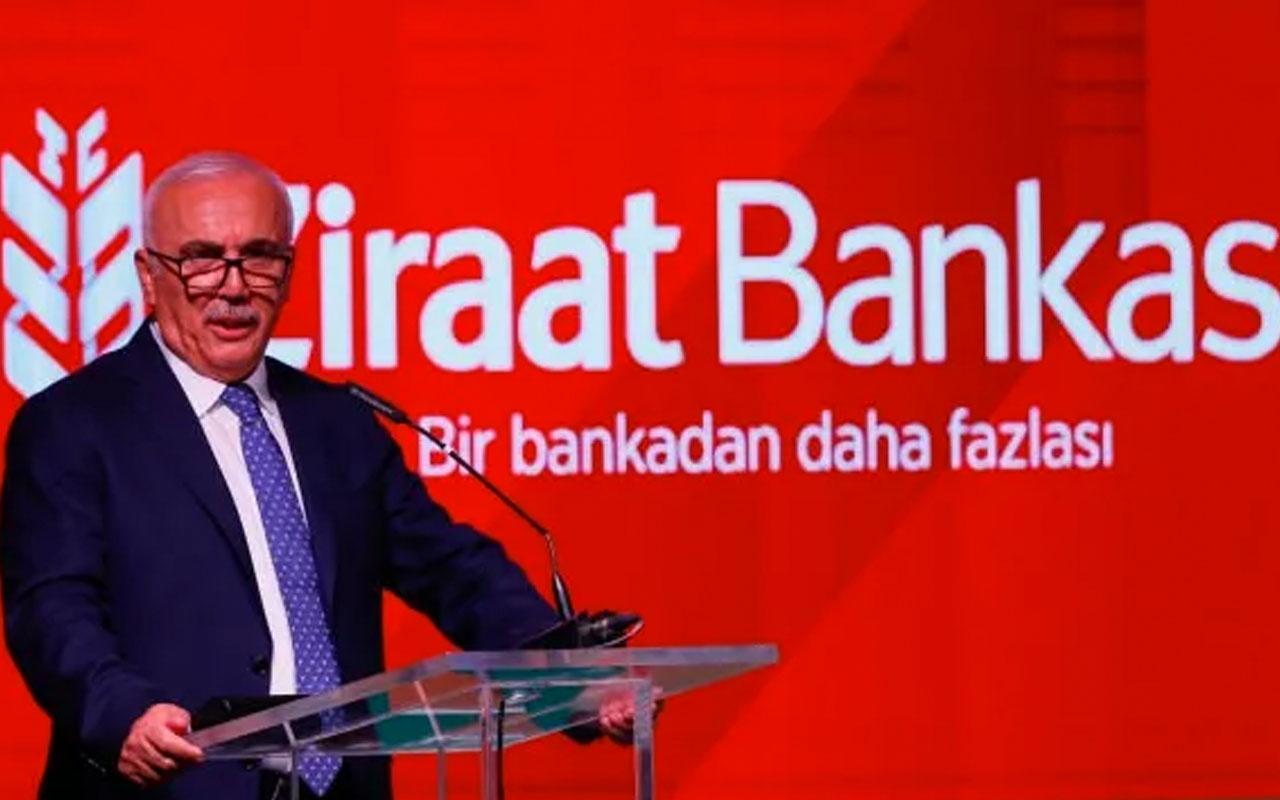 Hüseyin Aydın, Ziraat Bankası'ndaki görevini bırakıyor