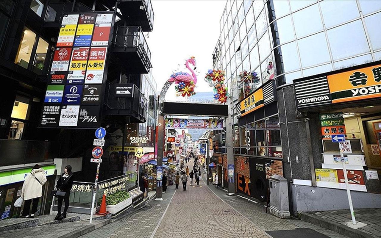 Japonya'da Kovid-19'un etkisiyle bir yılda 1200'den fazla işletme iflas etti