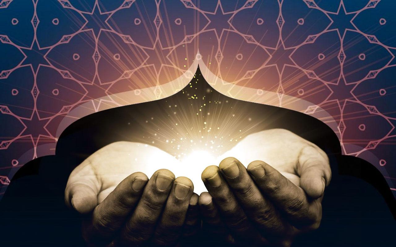 Bugün Berat kandili peygamberimizin okuduğu Berat Kandili dilek duası