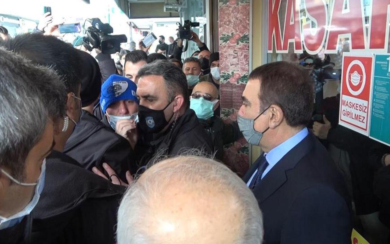 Kemal Kılıçdaroğlu'na Bursa ziyaretinde tepki: Muhtar bile olamayacaksınız