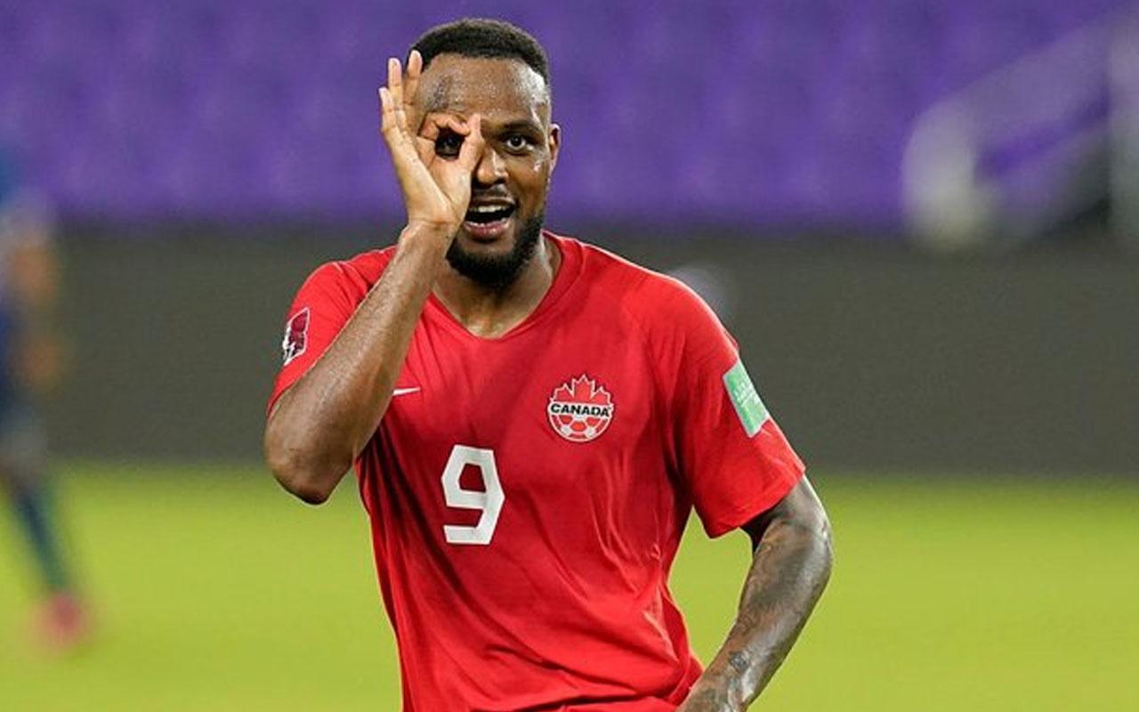 Kanada-Bermuda maçında Larin şov