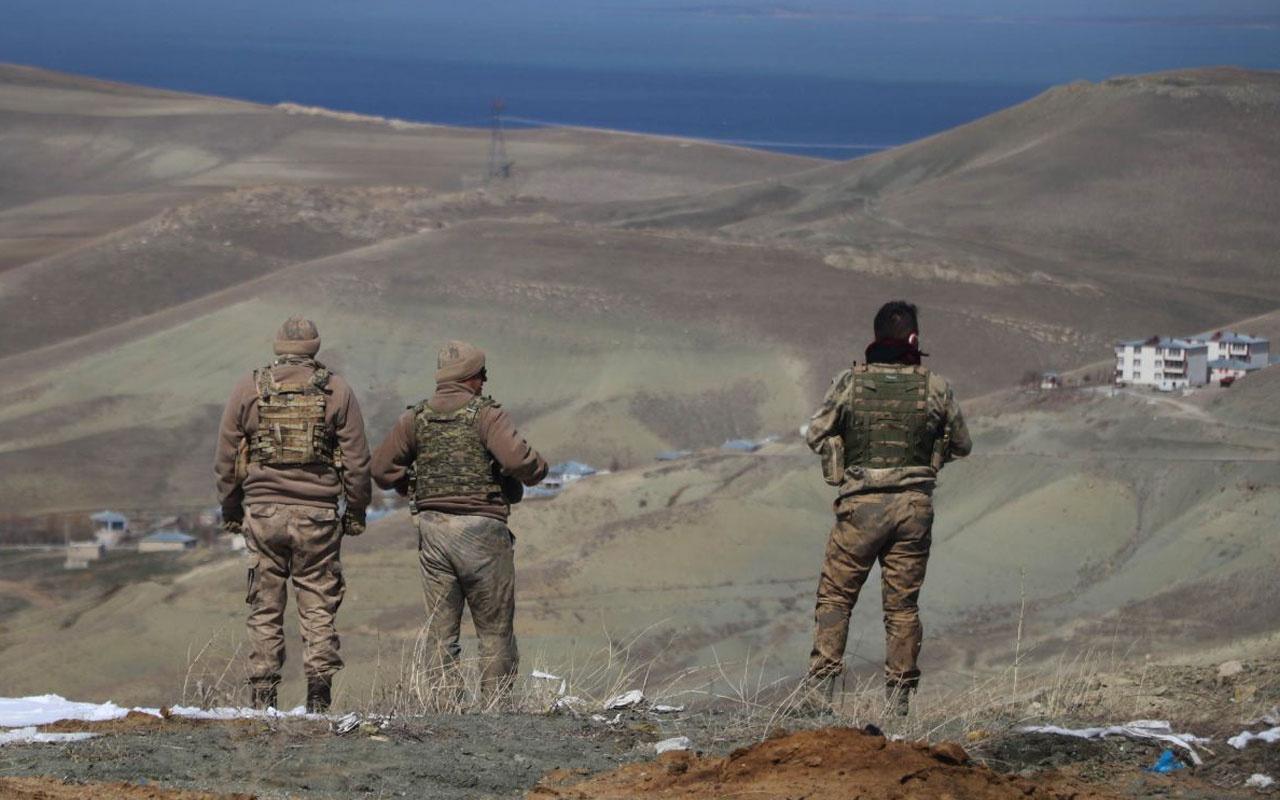 Van'da PKK tarafından tuzaklanmış 10 kilo C4 patlayıcı ele geçirildi