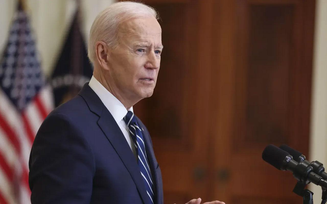 Joe Biden: İsrail'in meşru müdafaa hakkı var