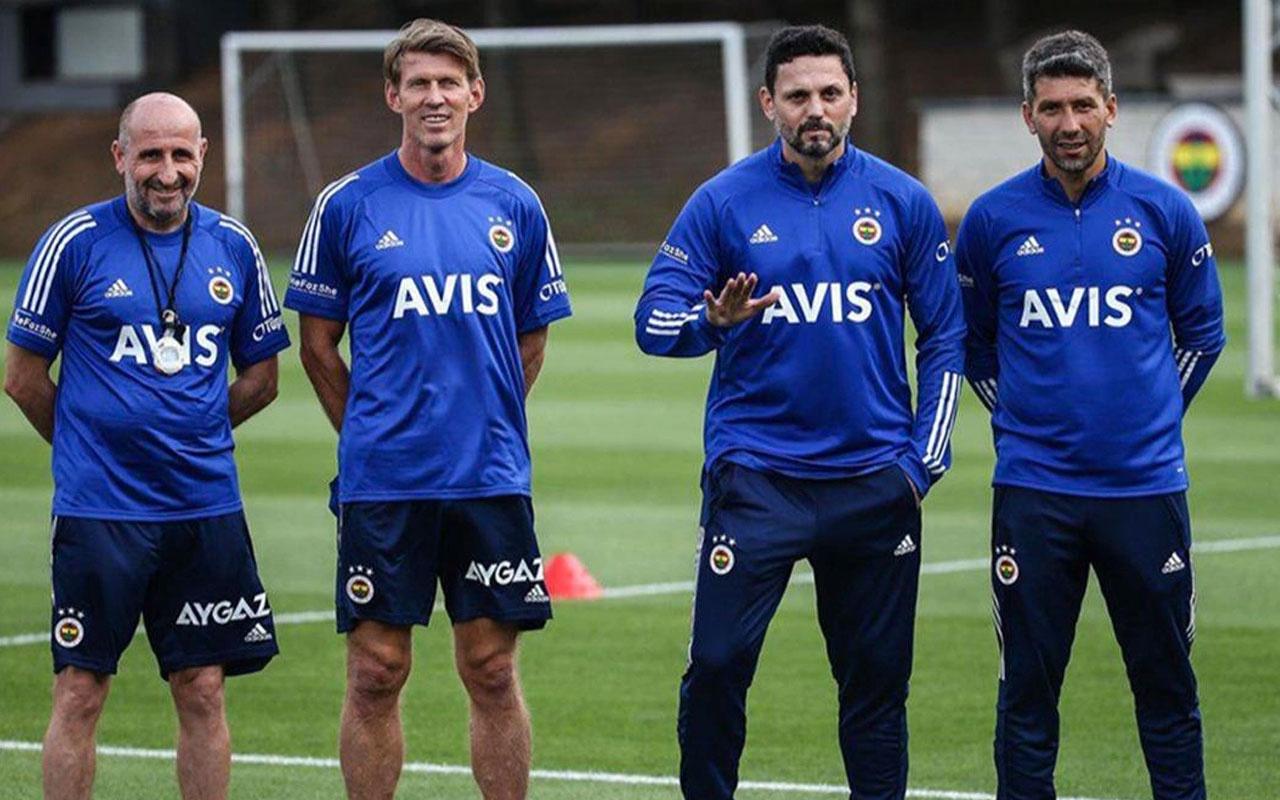 Herkes gitti Michael Kraft Fenerbahçe'de kaldı