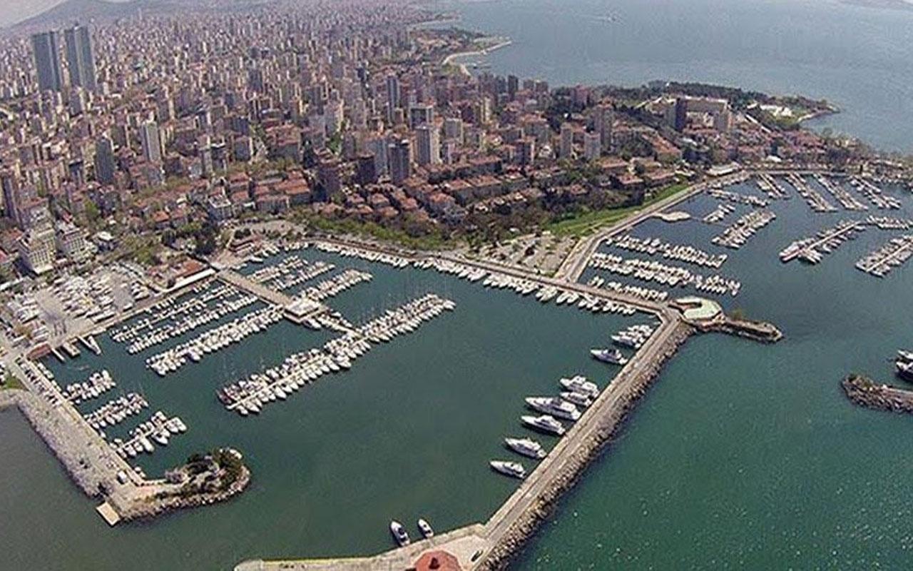 Karar Resmi Gazete'te yayımlandı! Fenerbahçe-Kalamış Yat Limanı 40 yıllığına özelleştirilecek