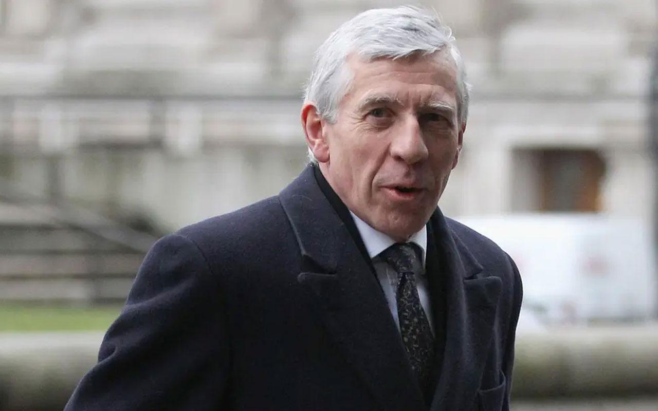 İngiltere eski dışişleri bakanı Jack Straw Kıbrıs için tek çözümü açıkladı