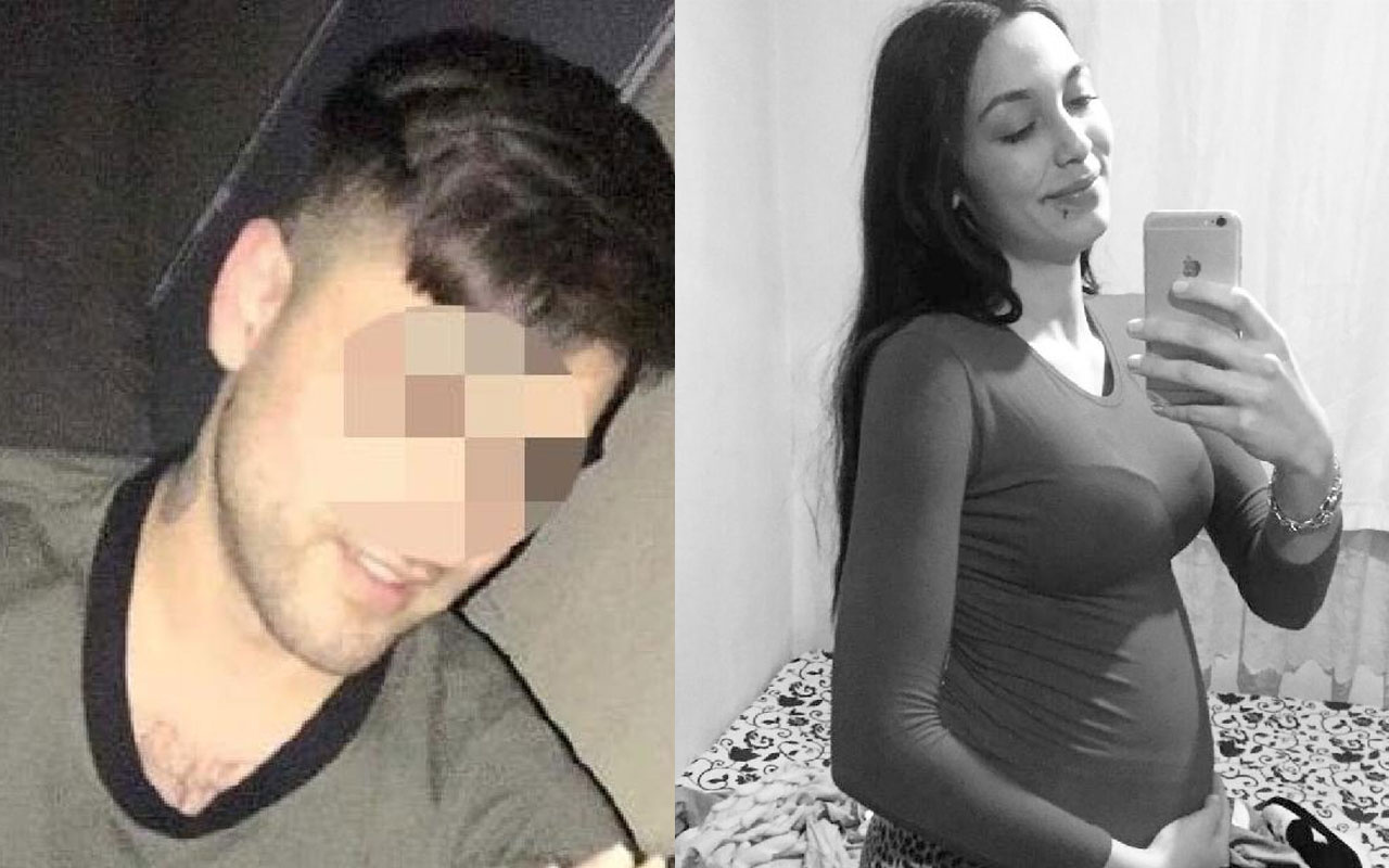 İzmir'de vahşet! 5 aylık hamile Sezen dini nikahlı eşince 16 yerinden bıçaklanarak öldürüldü