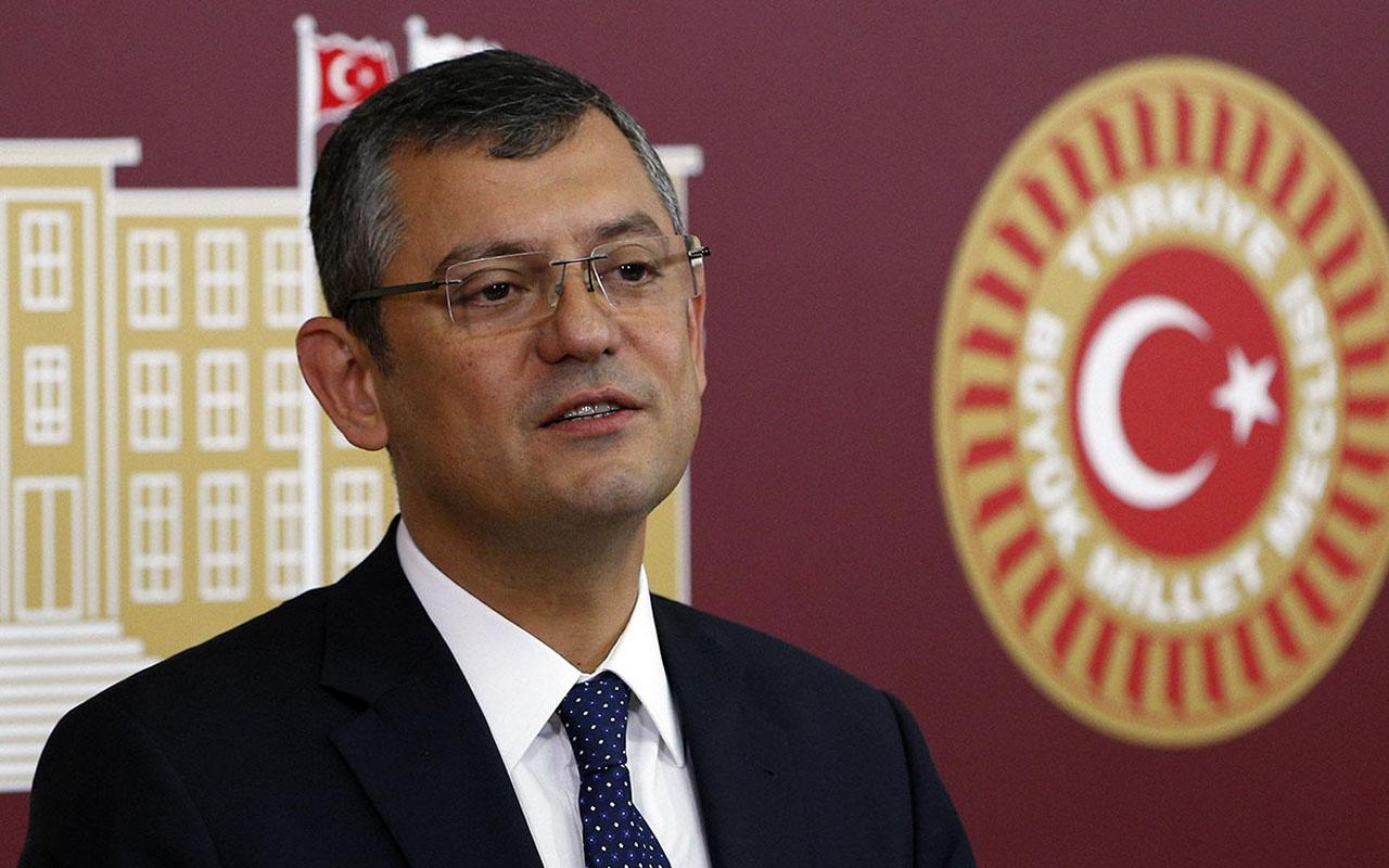 Özgür Özel, İstanbul Sözleşmesi sorusu karşısında donup kaldı