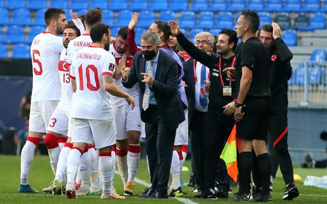 Norveç-Türkiye Dünya Kupası Elemeleri grup maçı sonucu: 0-3