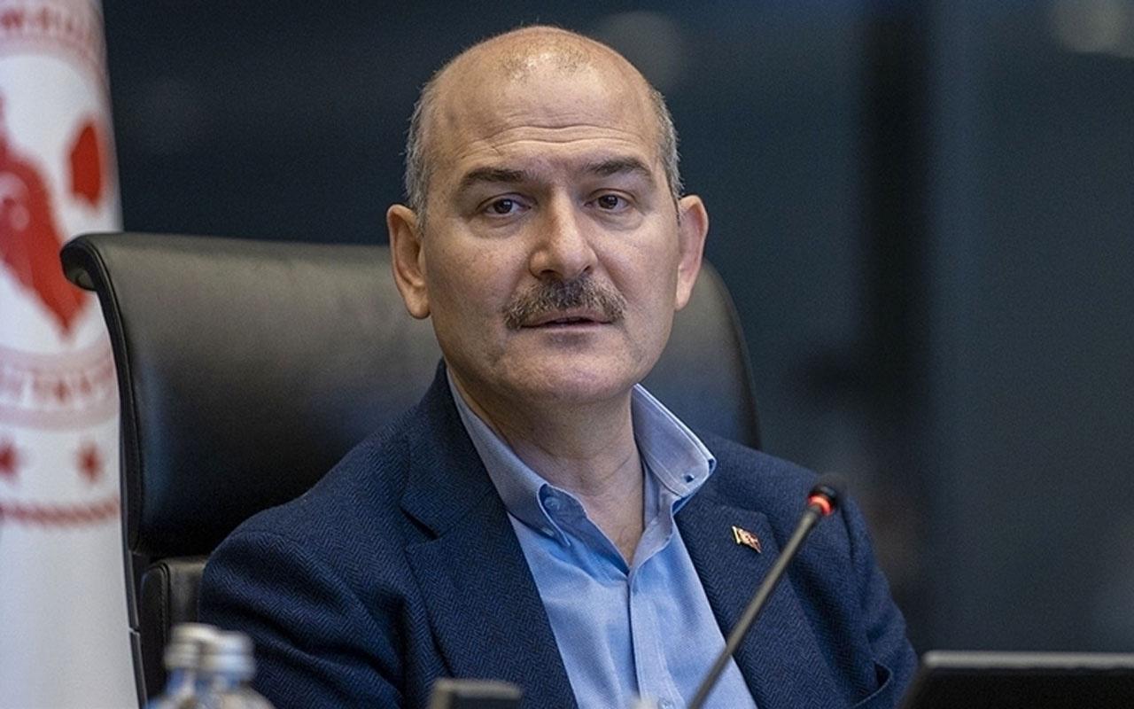 İçişleri Bakanı Süleyman Soylu'nun paylaşımı merak uyandırmıştı nedeni belli oldu