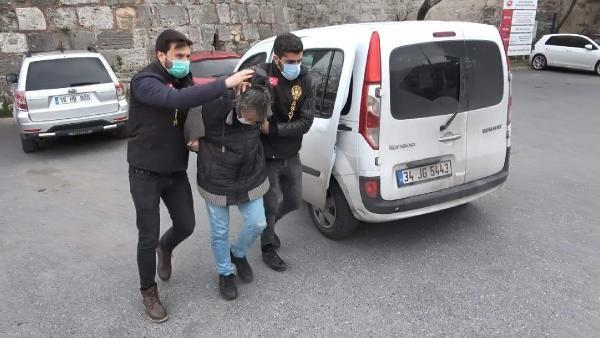 Fatih'te çocukları taciz eden sapık kamerada! Acı gerçeği polis ortaya çıkardı
