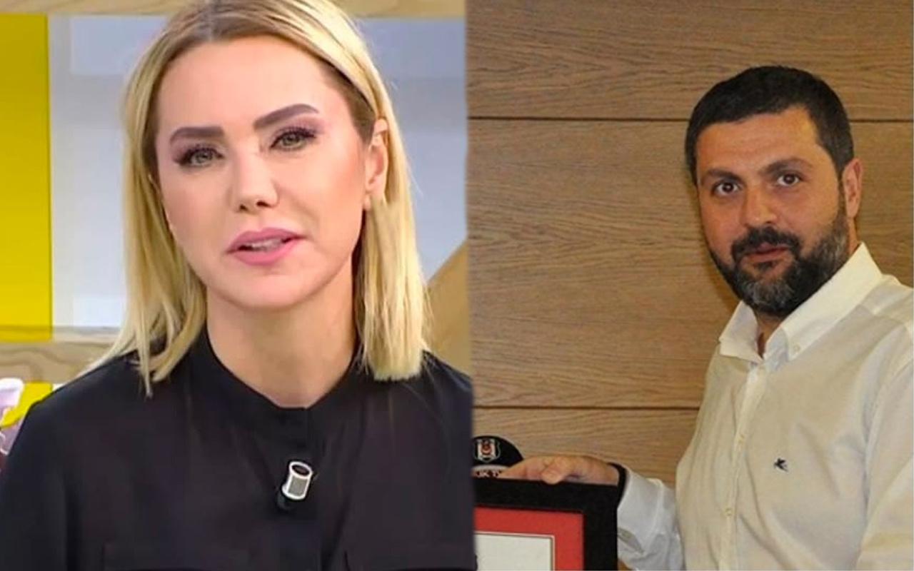 Sevgilisi Şafak Mahmutyazıcıoğlu'yla barışan Ece Erken'den aşk pozu!