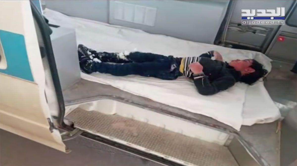 Yürek sızlatan olay! Lübnan'da karlar içinde donarak ölen 2'si çocuk 4 Suriyelinin cesedi bulundu