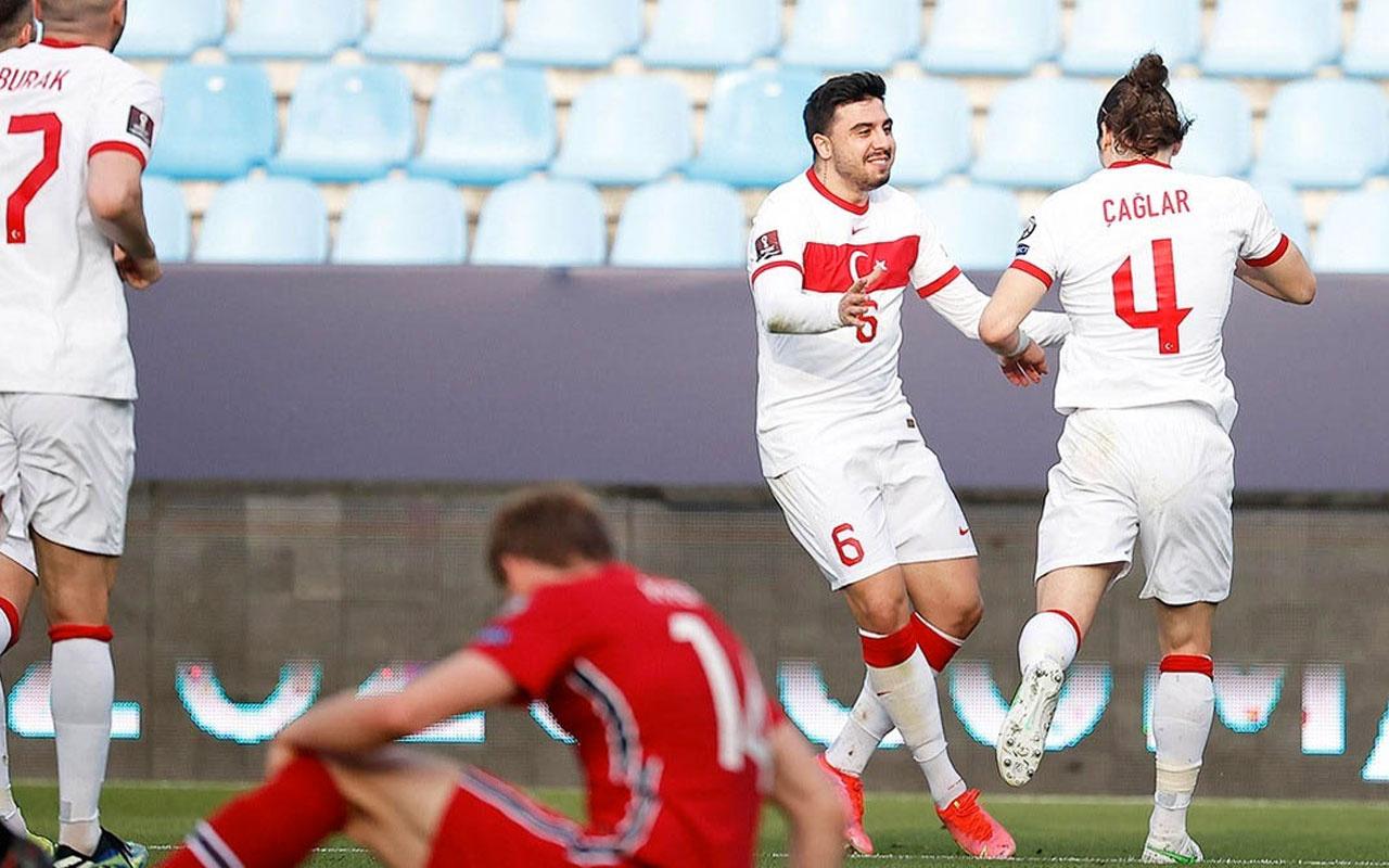 A Milli Futbol Takımı başlangıç rekoruna gözünü dikti
