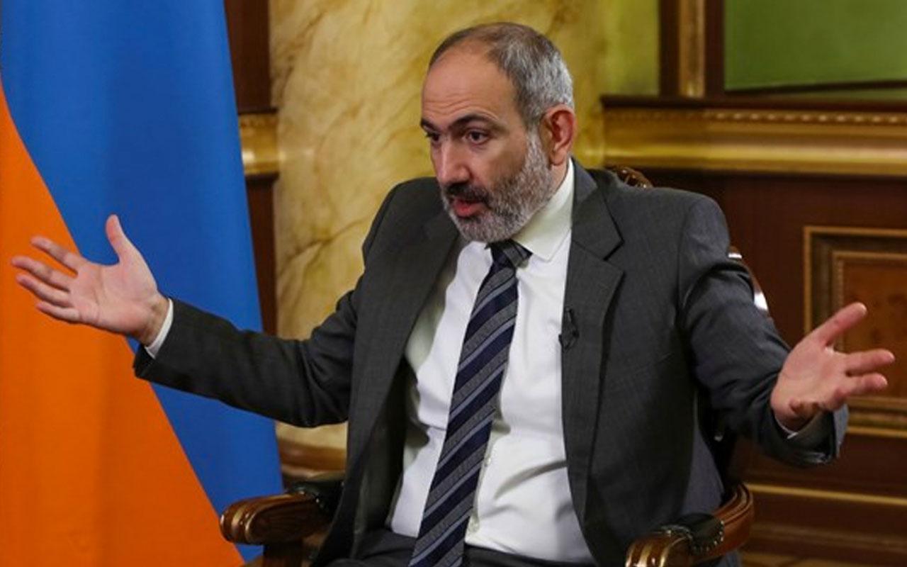 Ermenistan'da sular durulmuyor! Başbakan Paşinyan istifa edeceğini açıkladı