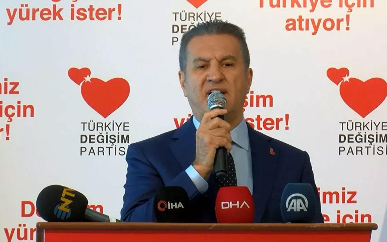 Mustafa Sarıgül: Siyasetin dilini, yapılış şeklini değiştireceğiz