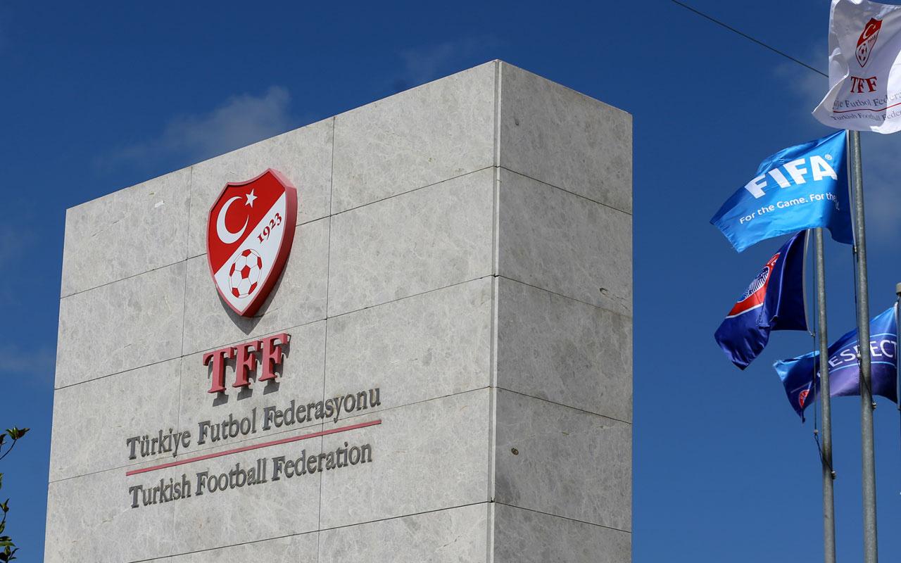 Son dakika TFF'den Letonya maçı öncesi seyirci kararı