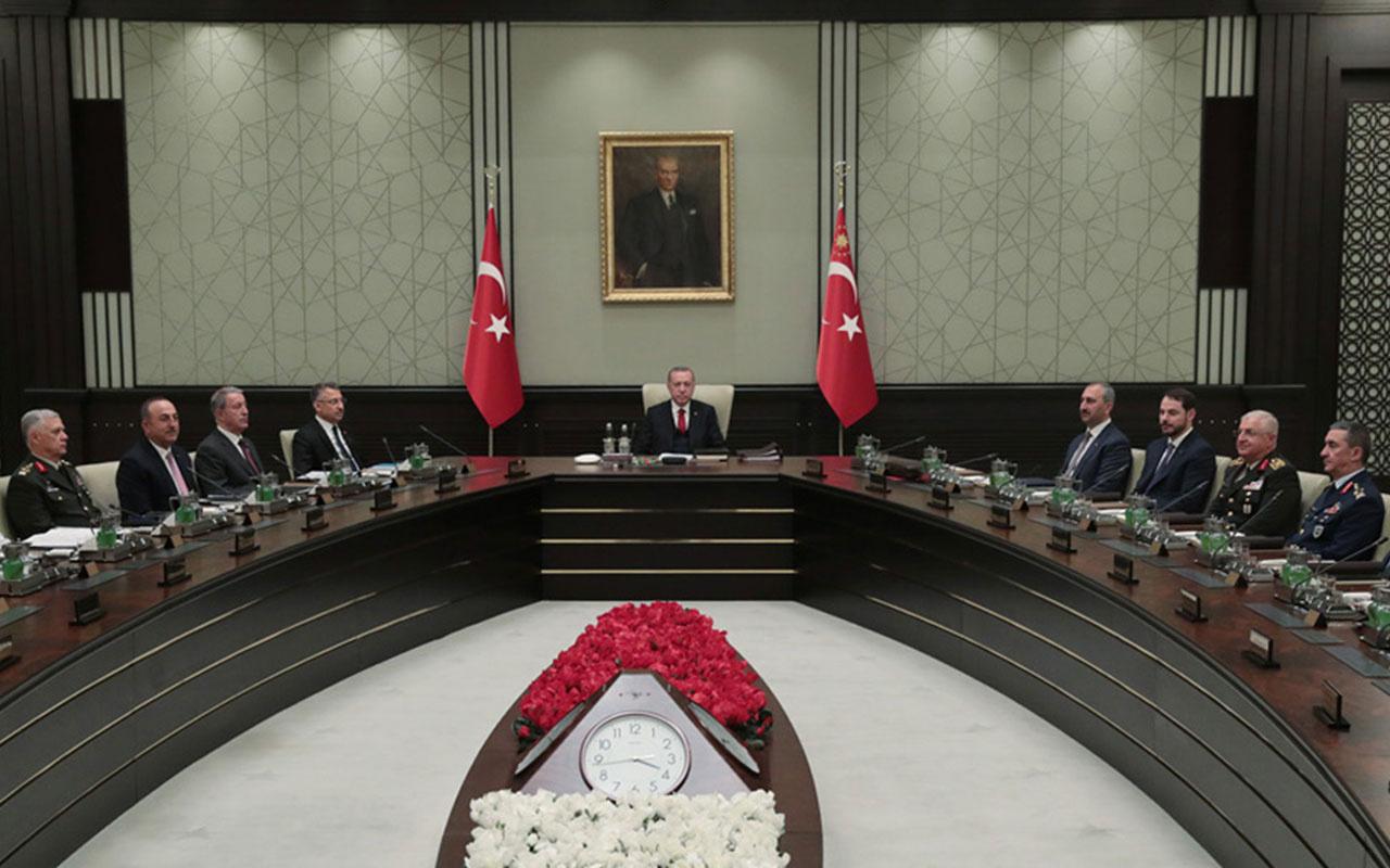 Milli Güvenlik Kurulu, Cumhurbaşkanı başkanlığında yarın toplanacak