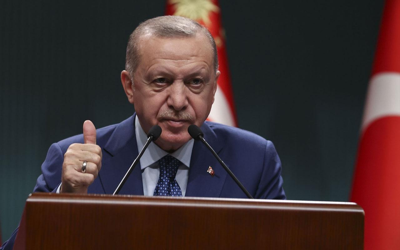 Erdoğan'dan Türkiye'ye yatırım çağrısı