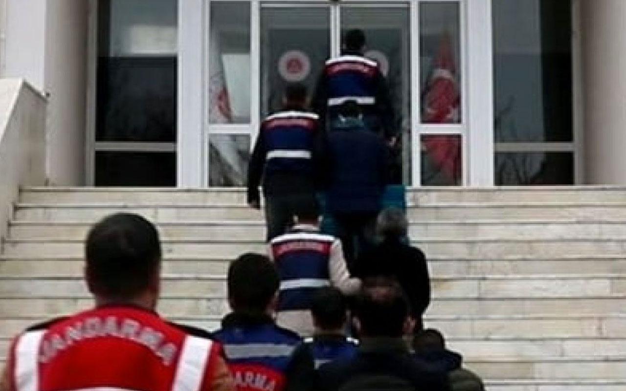 Iğdır'da uyuşturucu operasyonu: 3 tutuklama
