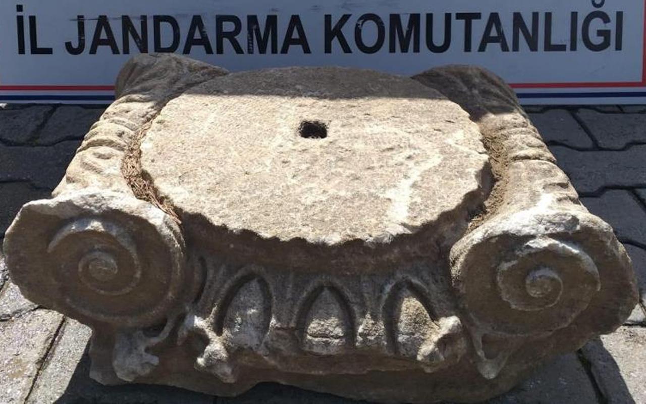 Satmak istemişlerdi İzmir'de yakalandılar! Binlerce yıllık eser ele geçirildi