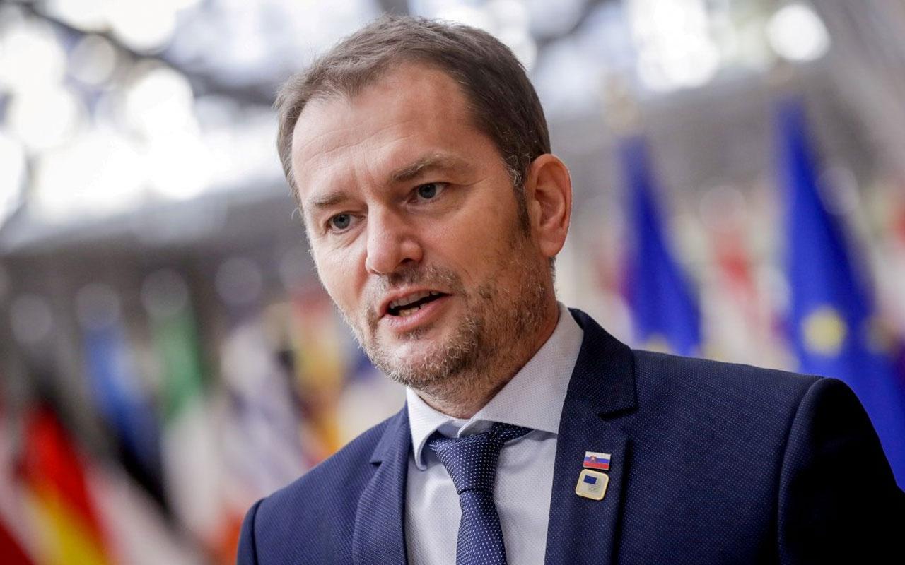 Slovakya Başbakanı  İgor Matoviç, istifa edeceğini açıkladı
