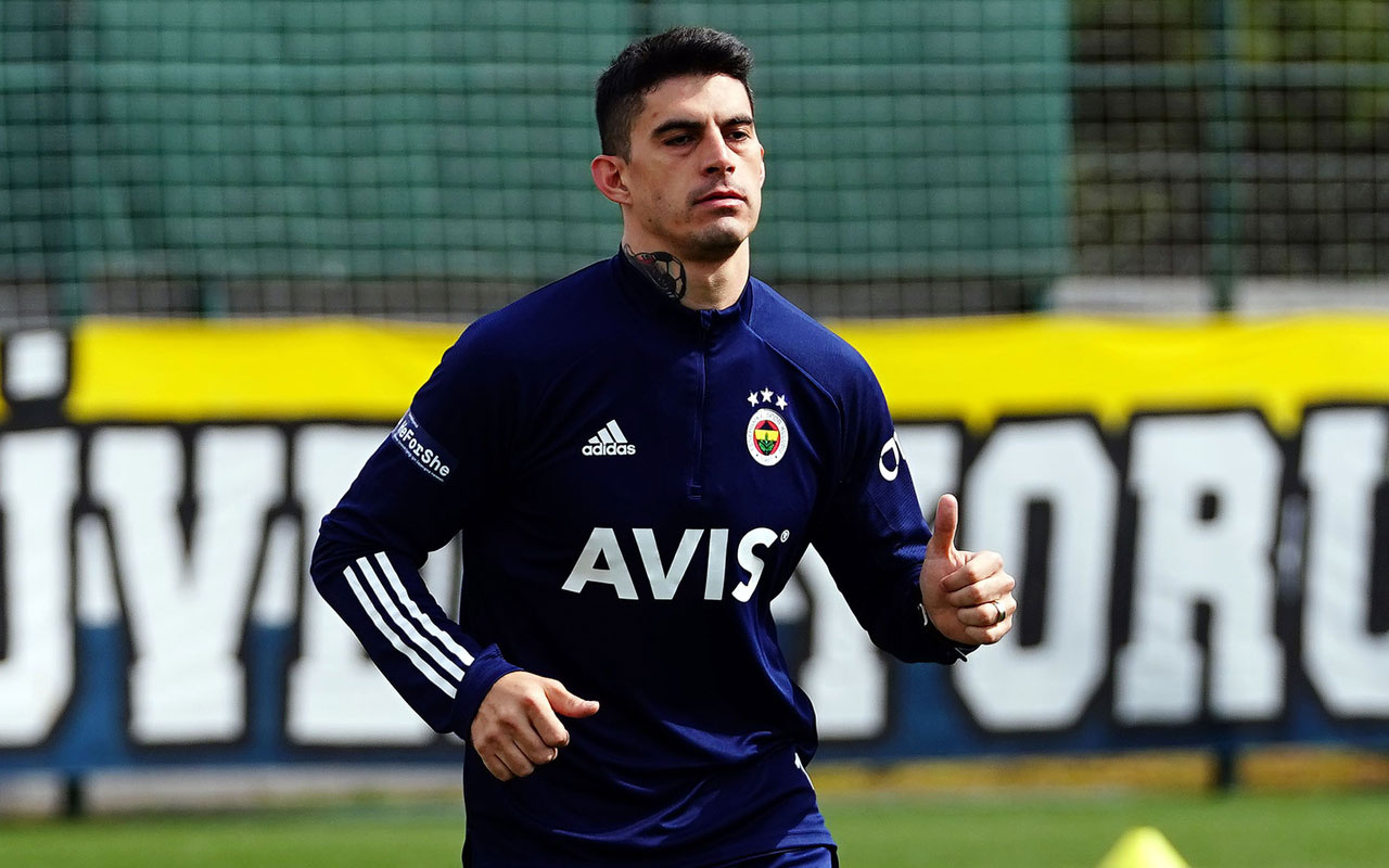 Fenerbahçe'de Diego Perotti depremi