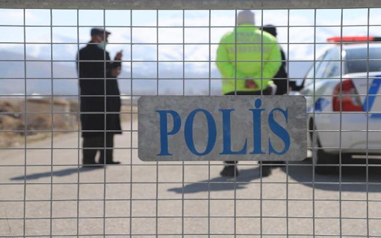 Adıyaman'da 5 ev Kovid-19 tedbirleri kapsamında karantinaya alındı