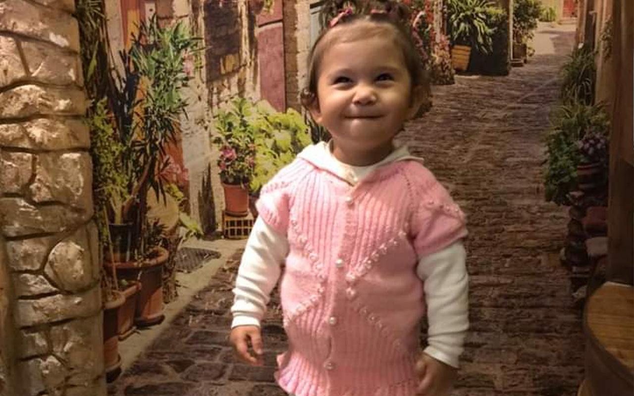 Gaziantep'te sokakta oyun oynuyordu! 2 yaşındaki Ayşe Naz feci şekilde can verdi