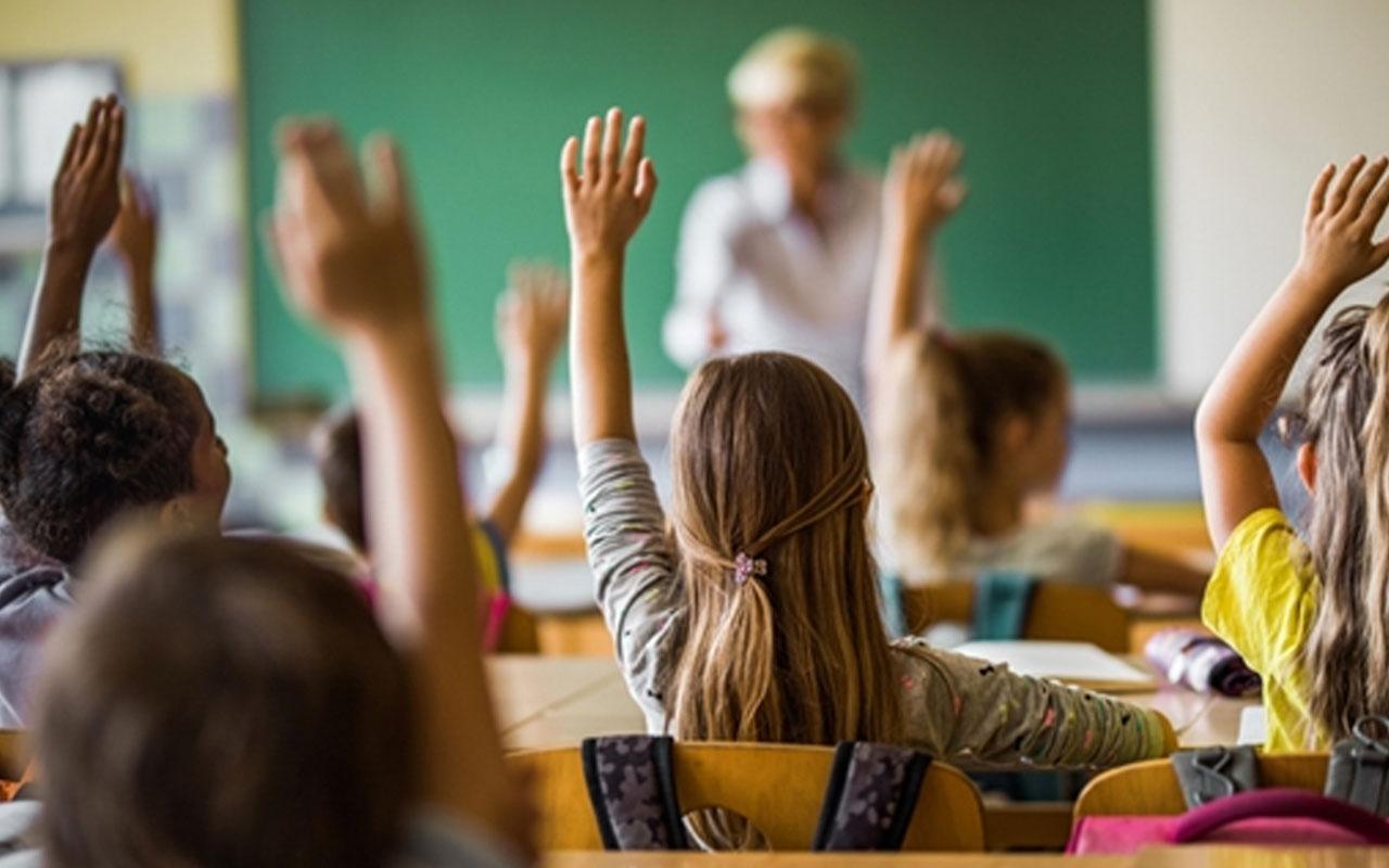 Tokat'ta Kovid-19 tedbirleri kapsamında iki okulda eğitime ara verildi