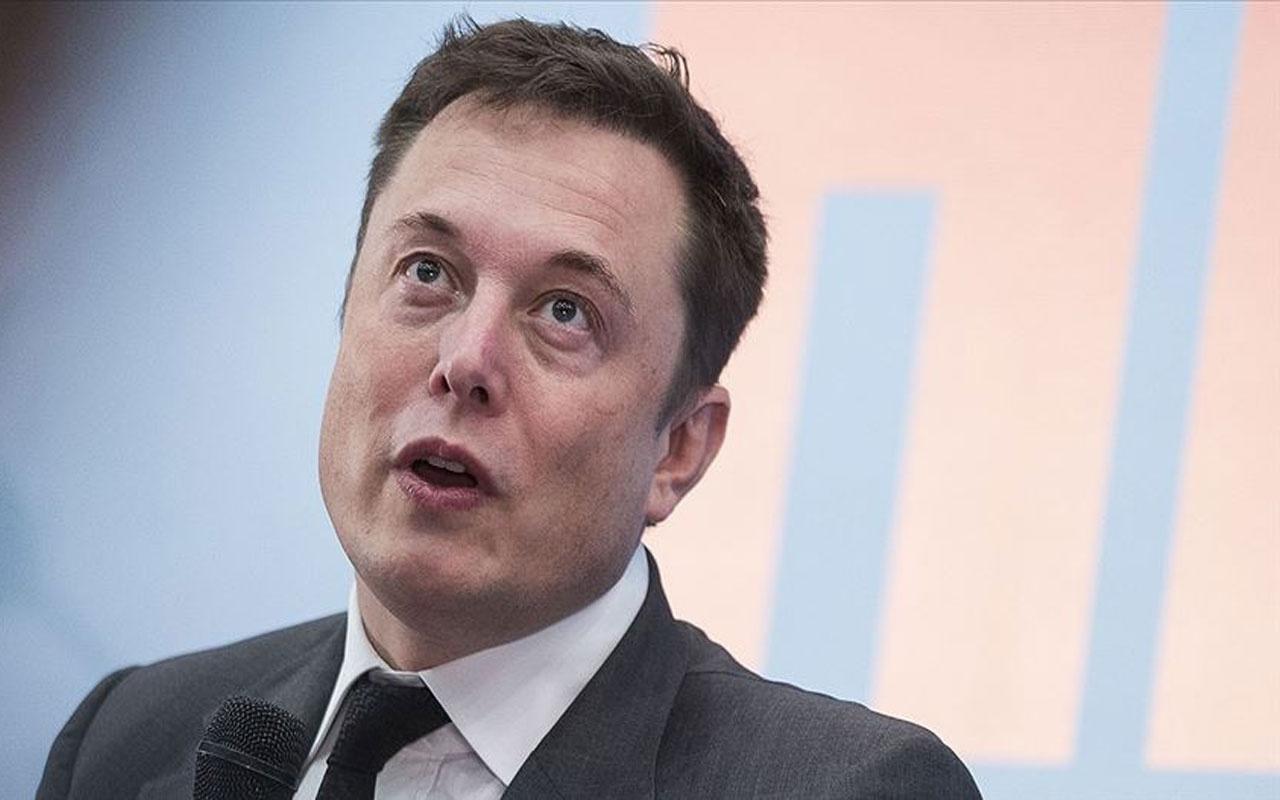 Elon Musk geri adım attı! Büyük tartışma yaratan tweet'lerini sildi