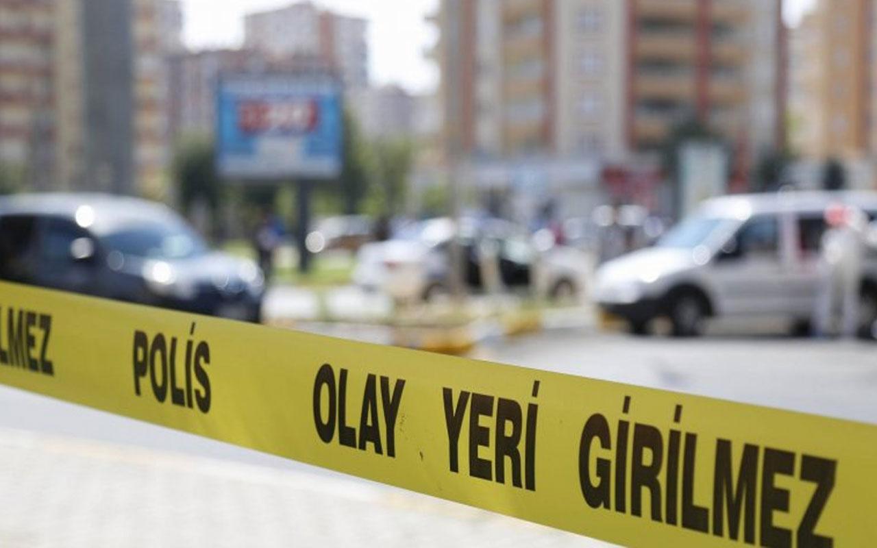 Arnavutköy'de yaşandı! Freni boşalan kamyondan atlayan şoför feci şekilde can verdi