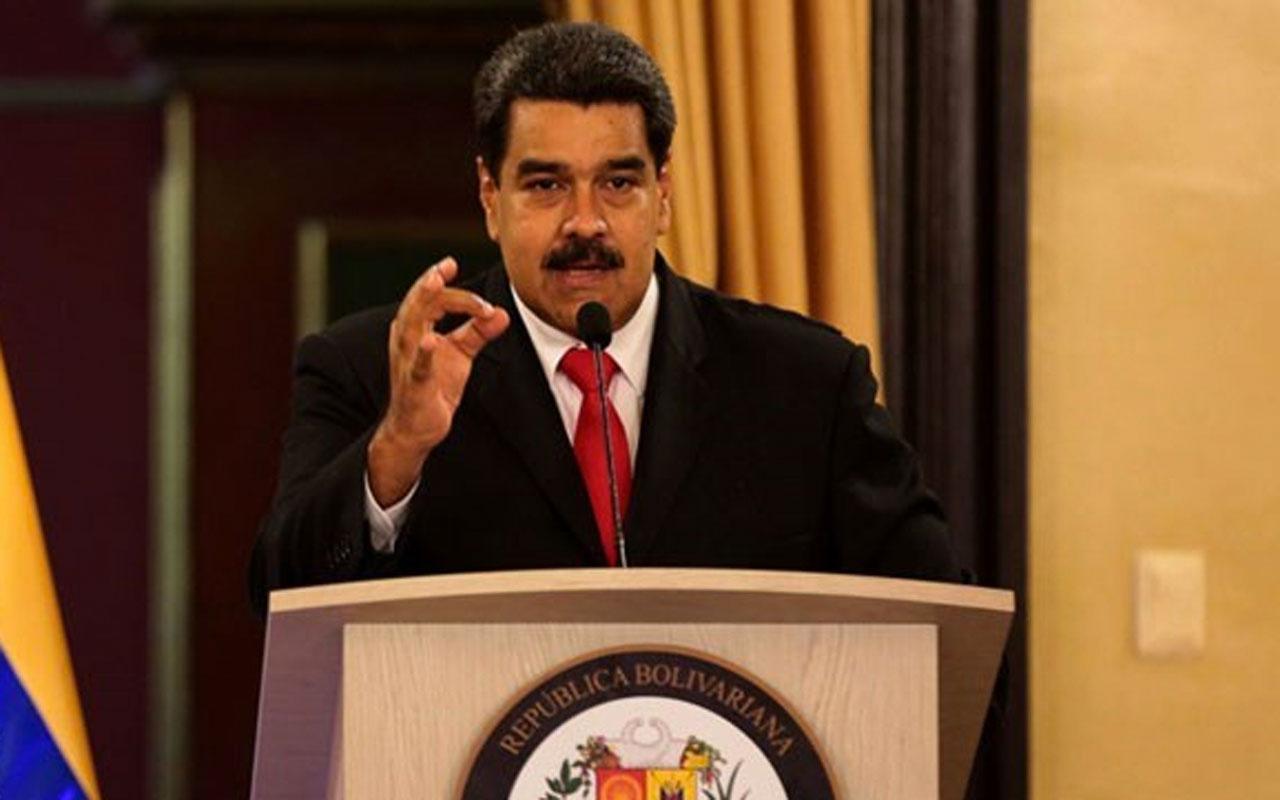 Venezuela Devlet Başkanı Nicolas Maduro aşı karşılığında bunu vermeyi önerdi!