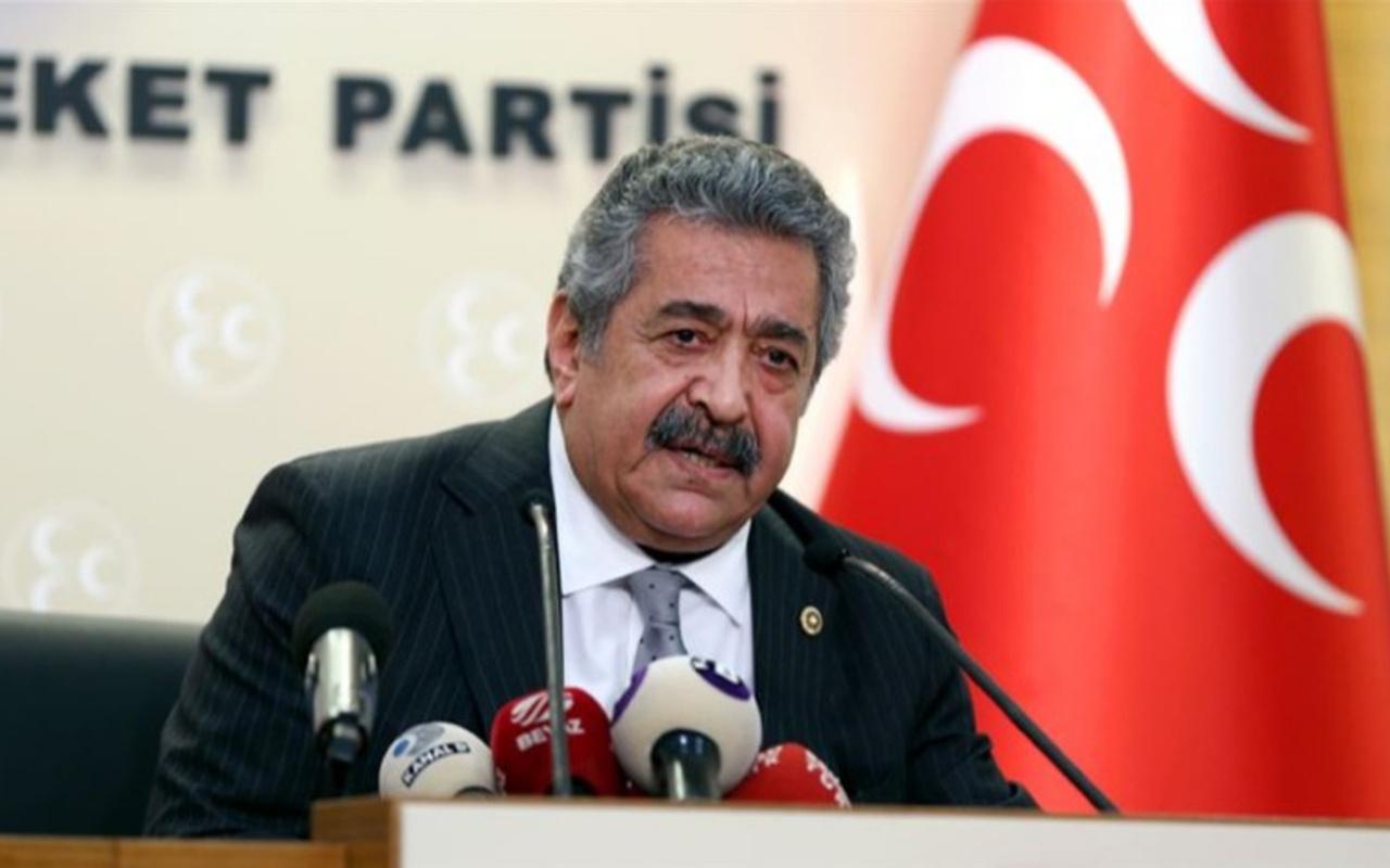 MHP'li Feti Yıldız: HDP, PKK/KCK'nın siyasi yapılanmasıdır