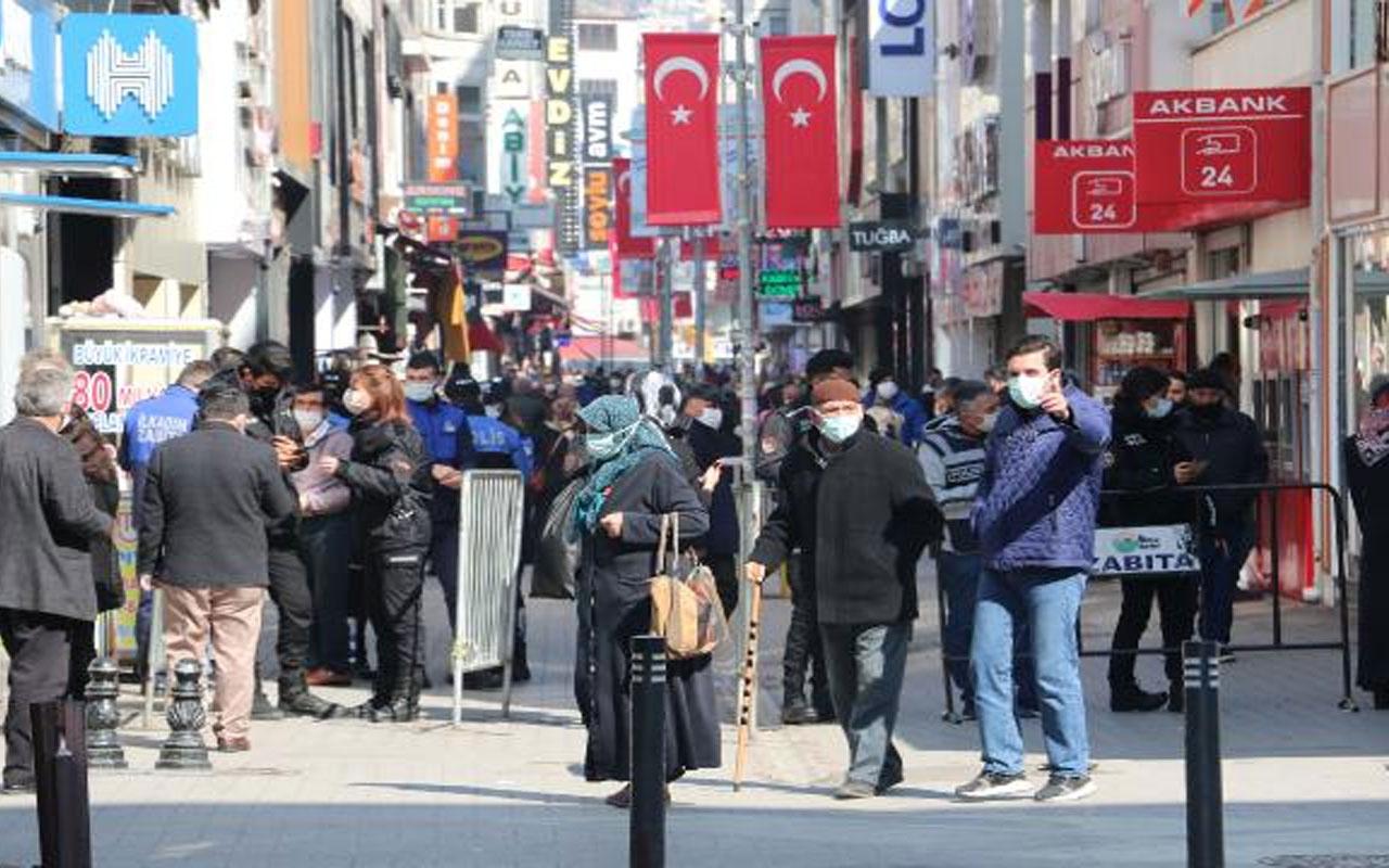 Vakaların patladığı kent! Samsun'da karantinayı ihlal eden 100'ün üzerinde kişi KYK yurtlarında