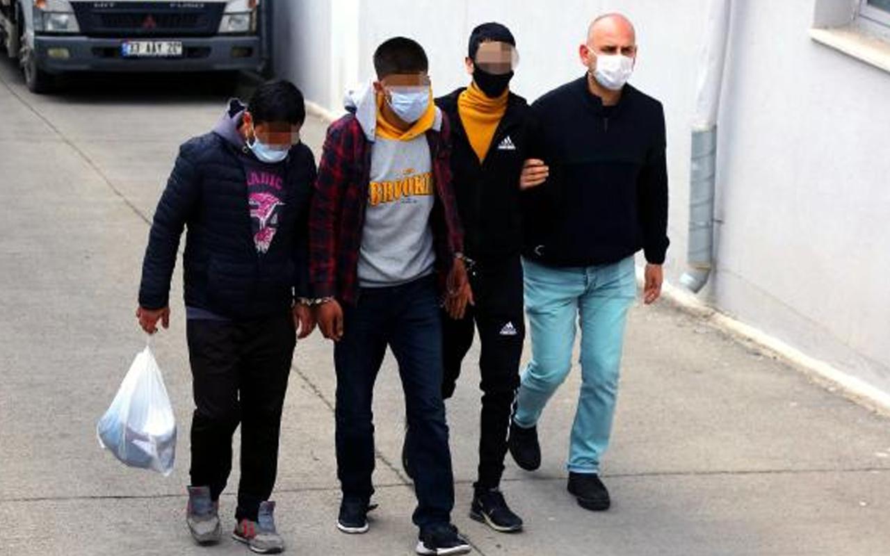 Adana'da uyuşturucu operasyonunda şok ifade: Önce alıştırdı sonra da 'torbacı'lık yaptırdı