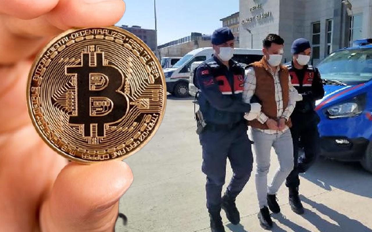 Kocaeli'de 'Bitcoin' hırsızı! 600 bin TL değerindeki makineleri çalıp depo kiraladı