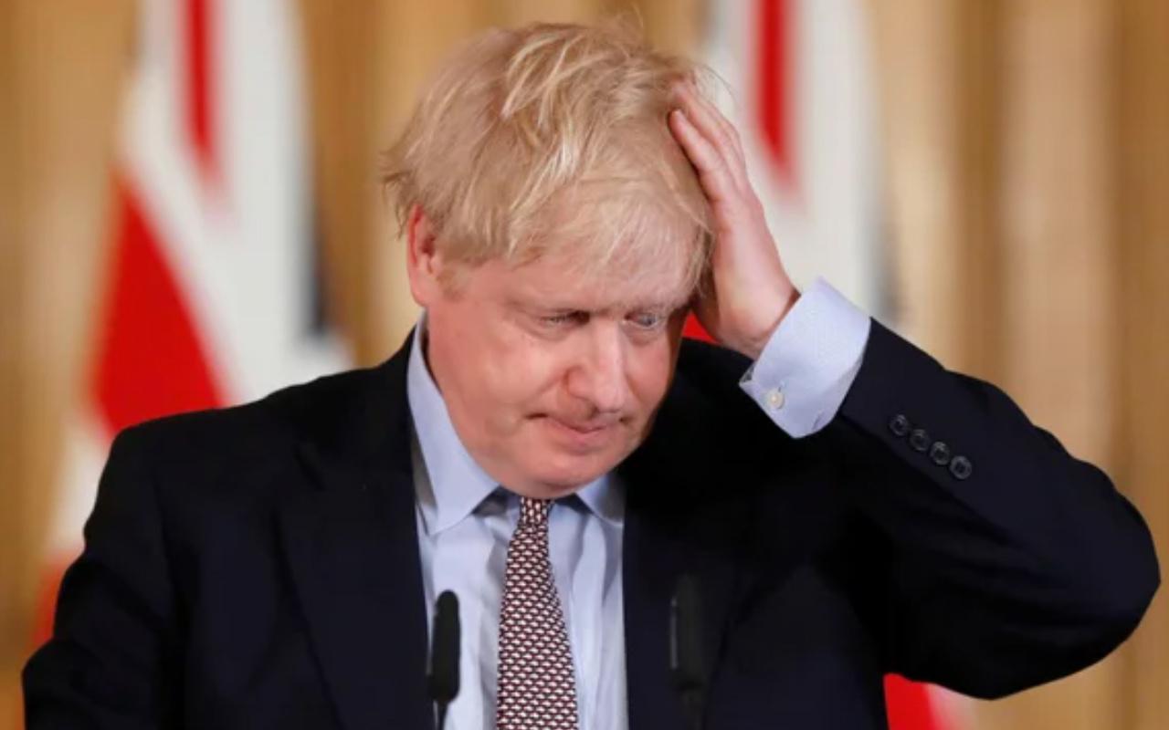 Boris Johnson'ın yasak aşkı her şeyi itiraf etti İngiltere karıştı!