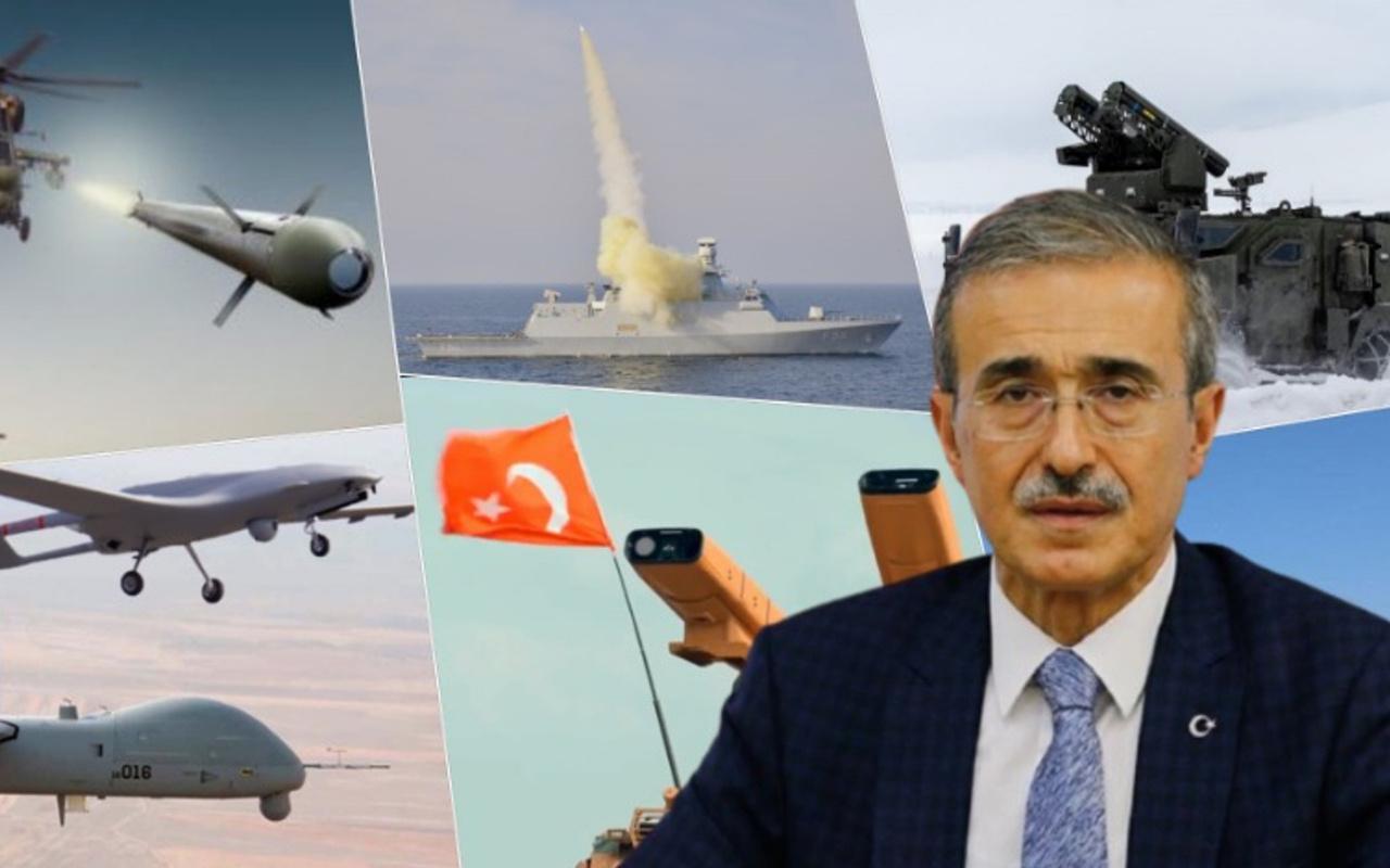 Savunma Sanayii Başkanı İsmail Demir: Türk savunma sanayisine ilgi artıyor
