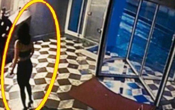 Aldatıldığını düşünüp otel lobisinde çırılçıplak soyunmuştu! Genç kadının cezası belli oldu
