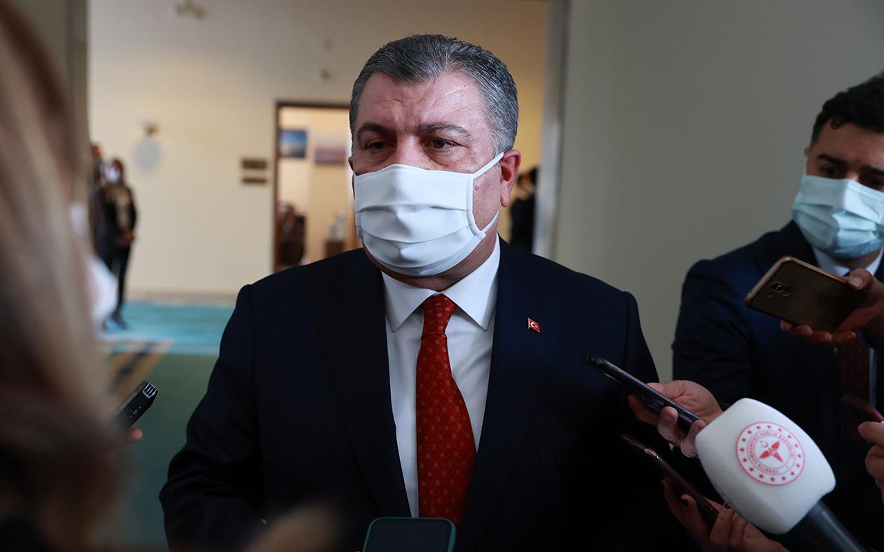 Sağlık Bakanı Fahrettin Koca uyardı! Mutasyonlu virüs yüzde 75'i geçti AK Parti kongrelerindeki kalabalık