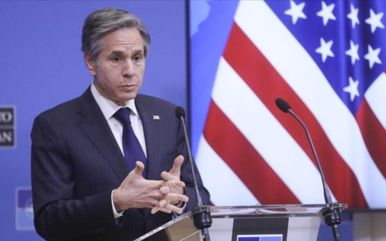 ABD Dışişleri Bakanı Blinken'dan Türkiye-Suriye çağrısı: Kapıları açın
