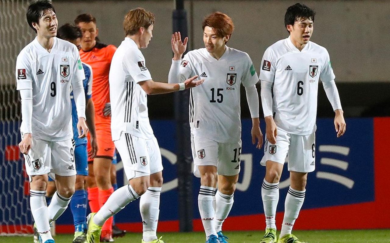 Dünya Kupası elemelerinde Japonya'dan 14-0'lık tarihi galibiyet